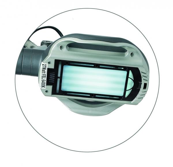 Lmparas Fluorescentes Ref 5098 Daylux AL Lmpara de aluminio de