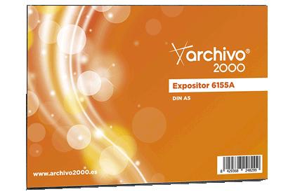 Expositores Murales (con adhesivo)
