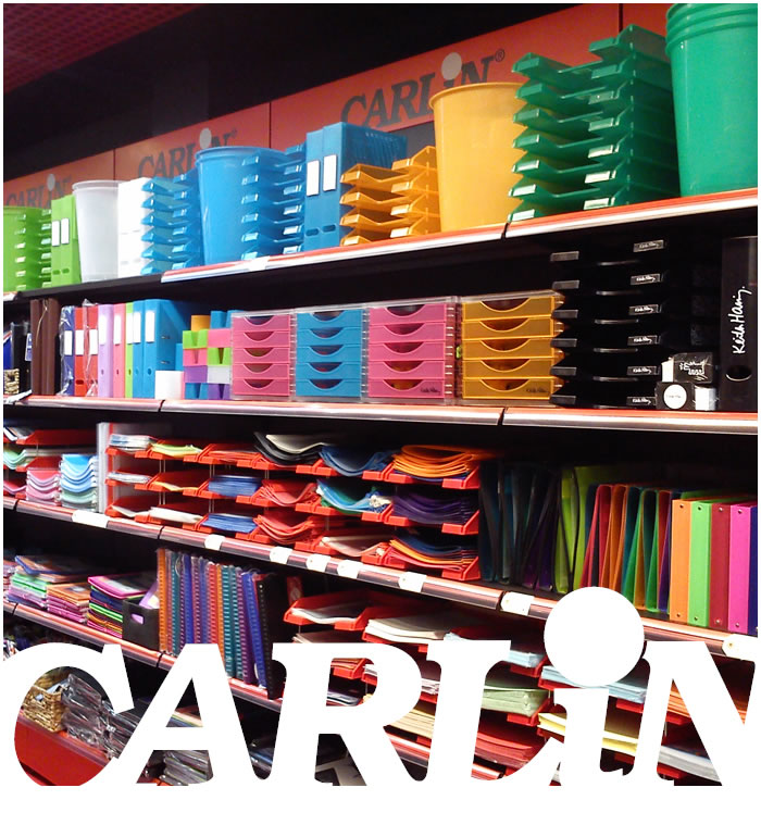 Carlin Distribución 2013