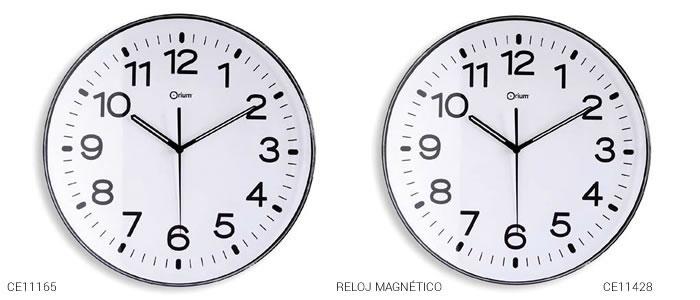 Nueva línea de relojes de pared de Archivo 2000
