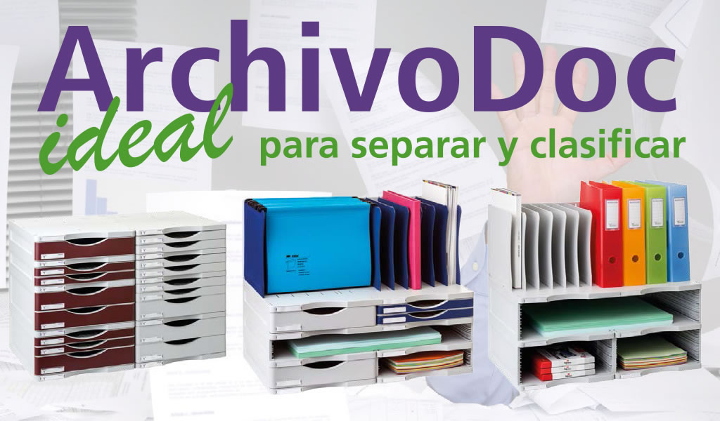 ArchivoDoc ideal para separar y clasificar