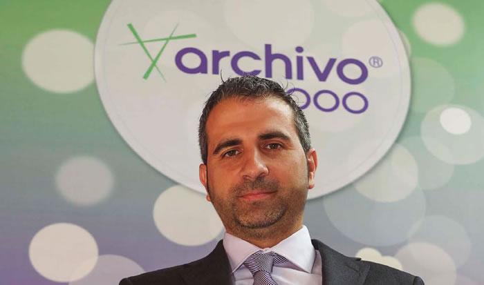 Entrevista a Javier Sebastián. Director Comercial de Archivo 2000