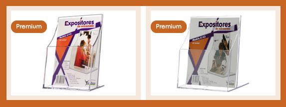 Expositores y mobiliario metálico Premium