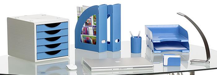 Nueva línea de productos para escritorio.