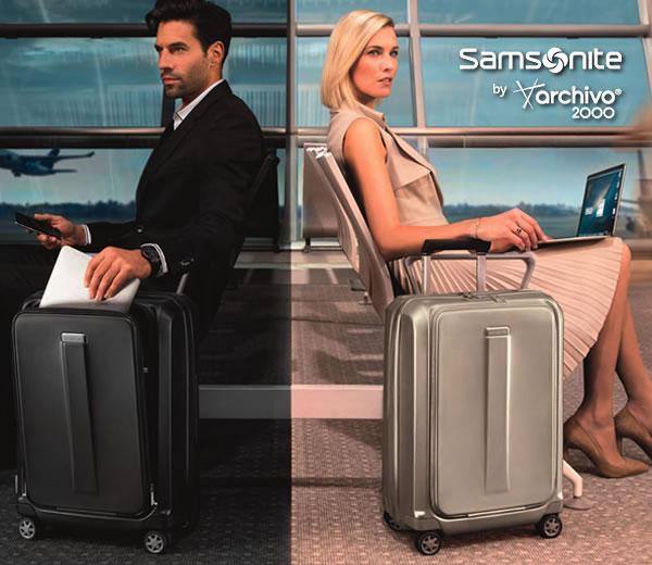 Colección de equipaje de negocios Samsonite by Archivo 2000
