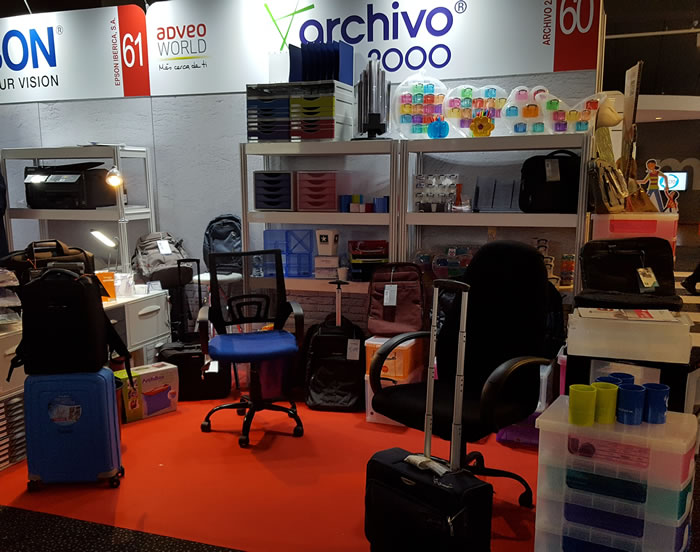 Archivo 2000 estuvo presente en Adveo World