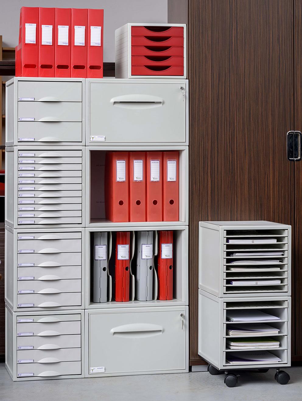 Archivos modulares Arhisystem