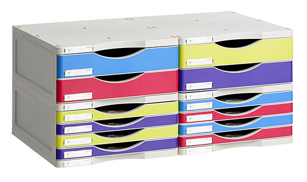 Para separar y clasificar: Estructura modular ArchivoDoc