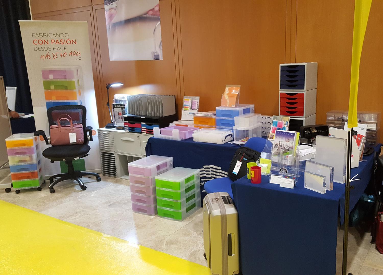 Archivo 2000 estuvo presente en la VIII Convención de Lyreco