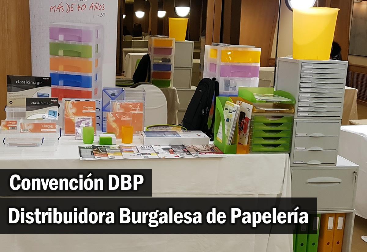 Convención Distribuidora Burgalesa de Papelería 2019