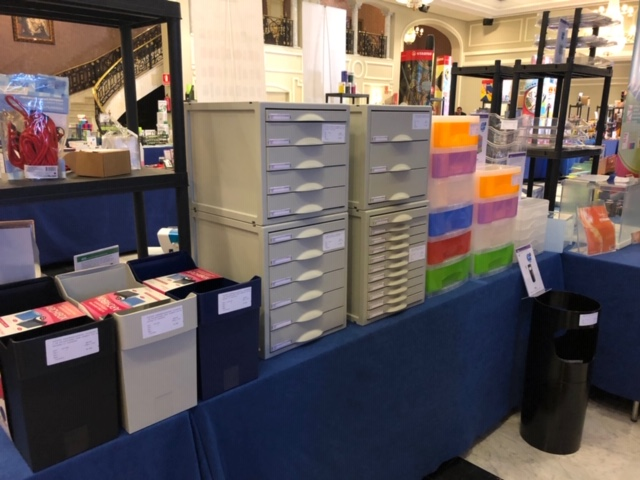 Archivo 2000 presente en la Feria Comercial del Sur 2019