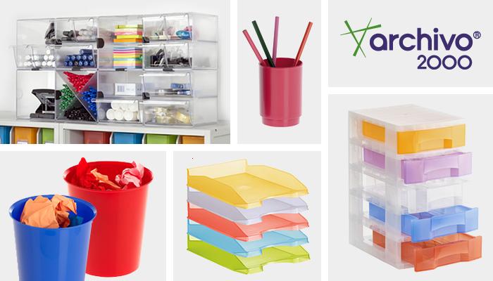 ¿Cómo organizar tu escritorio con Archivo 2000?