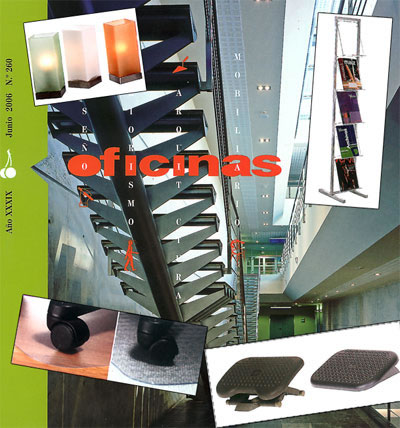 Revista Oficinas Junio 2006