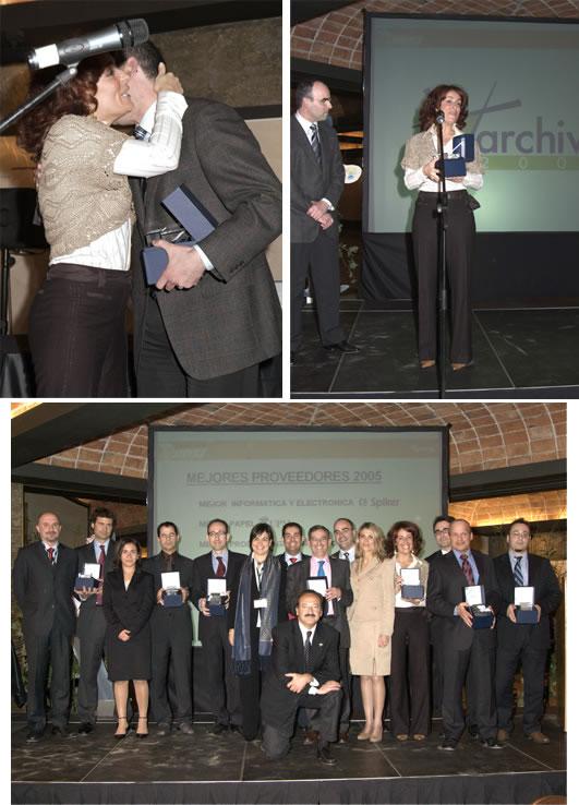 Archivo2000 galardonado con el 1er. Premio de Logística