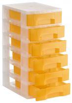 Torres de Almacenaje 1006 TL Naranja Traslúcido