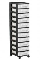 Torres de Almacenaje 1111R TL Cristal Traslúcido