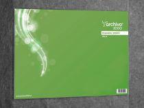 Expositores Murales con adhesivo 20603 TP Cristal Transparente