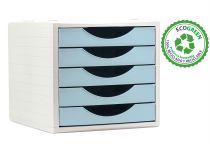 ArchivoTec Serie 4000 4005 PS Azul Pastel