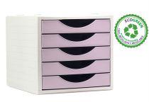 ArchivoTec Serie 4000 4005 PS Rosa Pastel
