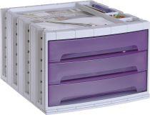 ArchivoTec Serie 6000 6003 TL Malva Traslúcido
