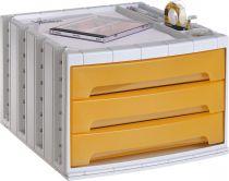 ArchivoTec Serie 6000 6003 TL Naranja Traslúcido