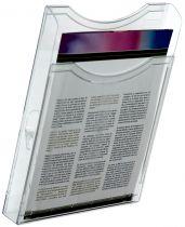 Complementos de Oficina Antimicrobianos 6121AM TP Cristal Transparente
