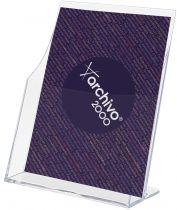 Portafolletos de Sobremesa 6142 TP Cristal Transparente