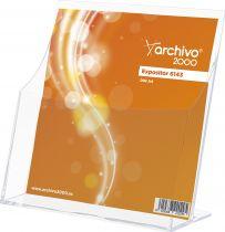 Complementos de Oficina Antimicrobianos 6143AM TP Cristal Transparente