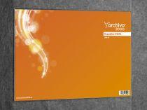 Expositores Multiusos Murales (con adhesivo) 6157A TP Cristal Transparente