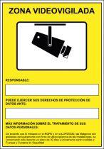 Señalética 6172-09 Amarillo Señaléctica