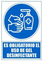 Señalética 6173-14 Azul Señaléctica