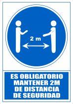 Señalética 6173-16 Azul Señaléctica