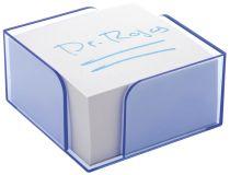 Portanotas 800 TP Azul Transparente