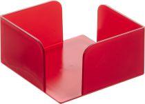 Portanotas y Organizadores 801 TL Rojo Traslúcido