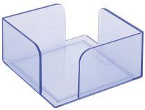 Portanotas 801 TP Azul Transparente