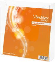 Complementos de Oficina Antimicrobianos 9005AM TP Cristal Transparente