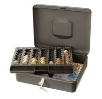 Cajas Portaeuros 7405 Negro