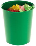 Papeleras de Plástico 2001 Verde