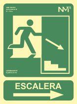 Señalética 6170-12H Verde