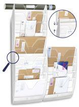 Expositores Multiusos Murales CE154 TP