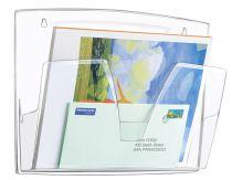 Portadocumentos Murales CE170U TP Cristal Transparente