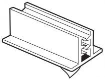 Punto de Venta (señalizadores) DE109100 50X Cristal Transparente