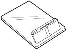 Punto de Venta (señalizadores) DE2231 10X Cristal Transparente