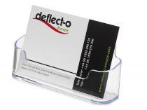 Portatarjetas DE70101 TP Cristal Transparente