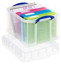 Cajas de Almacenaje RU35XL TP Cristal Transparente
