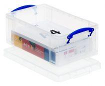 Almacenaje RU9 TP Cristal Transparente