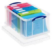 Almacenaje RU48 TP Cristal Transparente