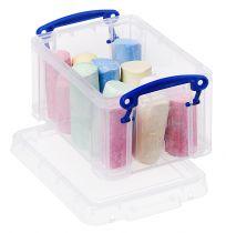Cajas RU0.7 TP Cristal Transparente