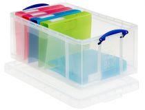 Almacenaje RU64 TP Cristal Transparente