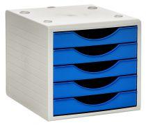 ArchivoTec Serie 4000 4005 Azul Mar